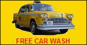 Free Car Wash For Taxis in Argostoli Kefalonia